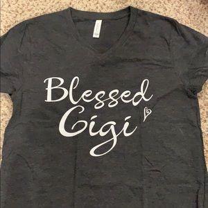 Blessed Gigi - Unisex Tee
